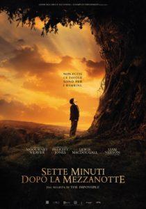 sette minuti dopo la mezzanotte film poster