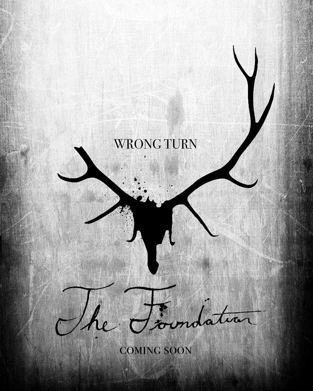 wrong turn the foundation film poster