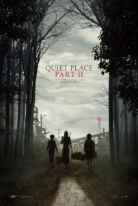 A Quiet Place Part II film poster