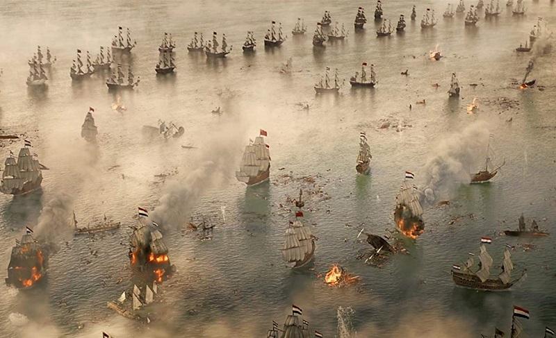 Armada – Sfida ai Confini del Mare film