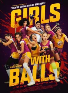Girls with Balls (2018) film poster