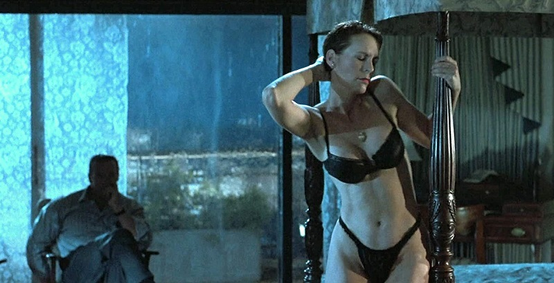Jamie Lee Curtis in True Lies (1994) film