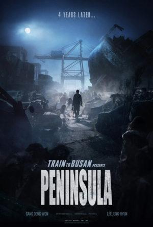 Peninsula poster film 2020