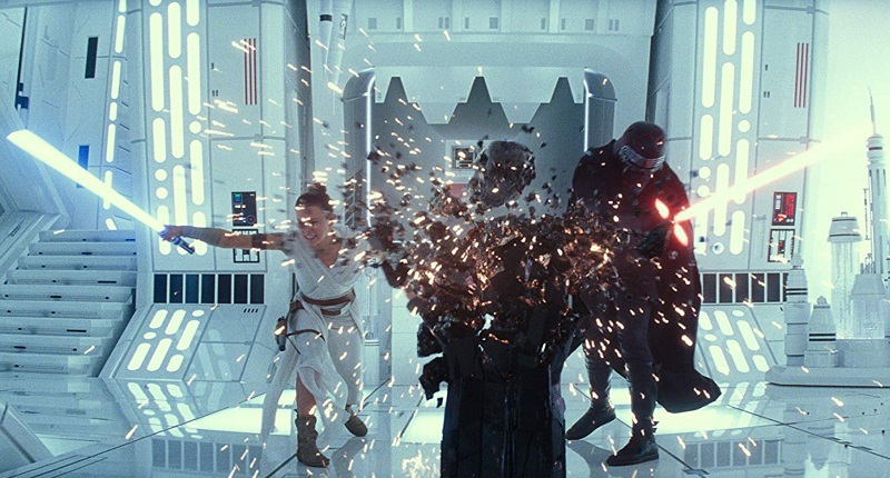 Star Wars L'Ascesa di Skywalker film 2019 abrams