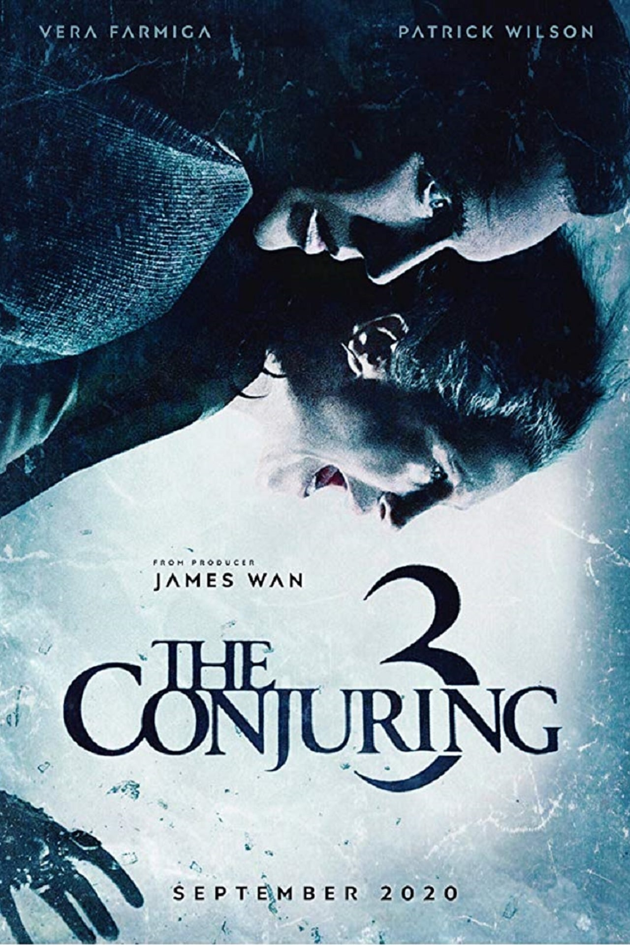 The Conjuring The Devil Made Me Do It poster film