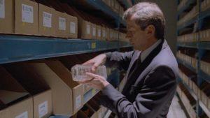 William B. Davis in pilot X Files (1993)