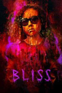 bliss film begos poster