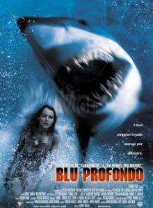 blu profondo film poster 1999