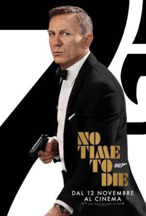 bond no time to die film poster 2020