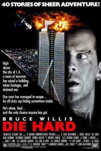 die hard film poster 1988