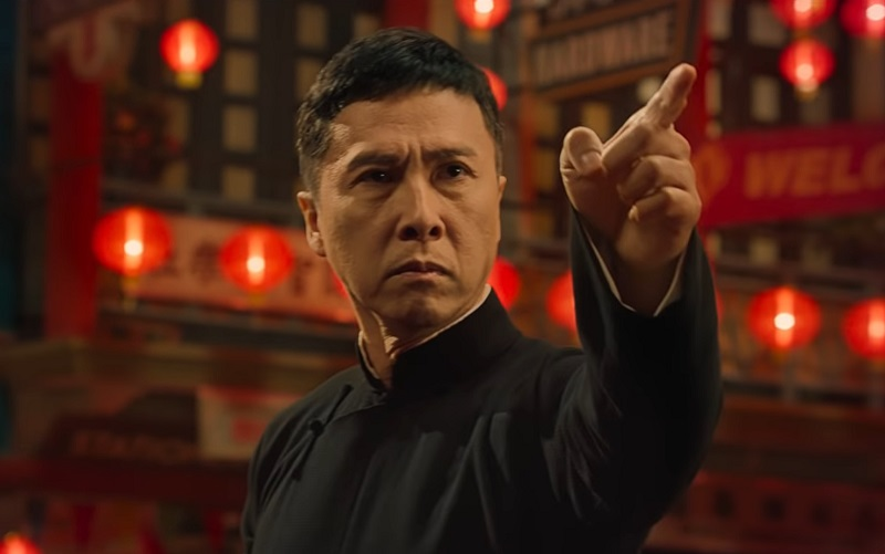 donnie yen ip man 4 film