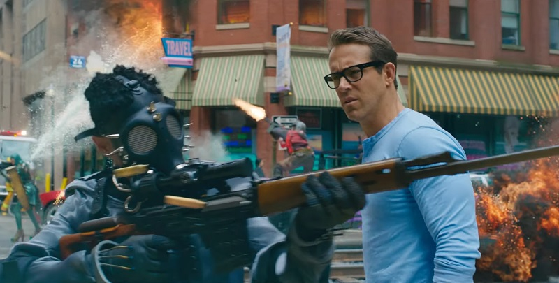 free guy film ryan reynolds 2020