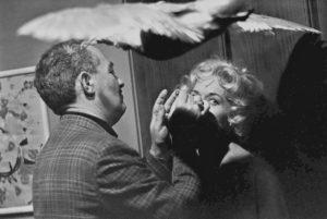 gli uccelli film set 1963 tippi hedren
