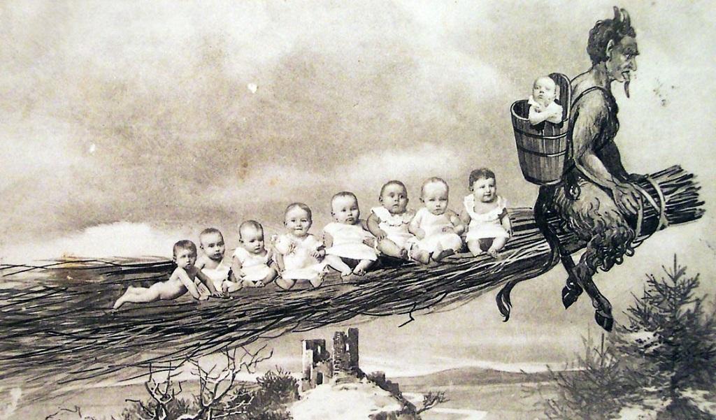 krampus folklore