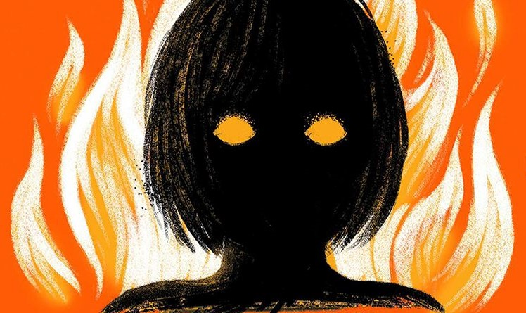 l'incendiaria stephen king libro