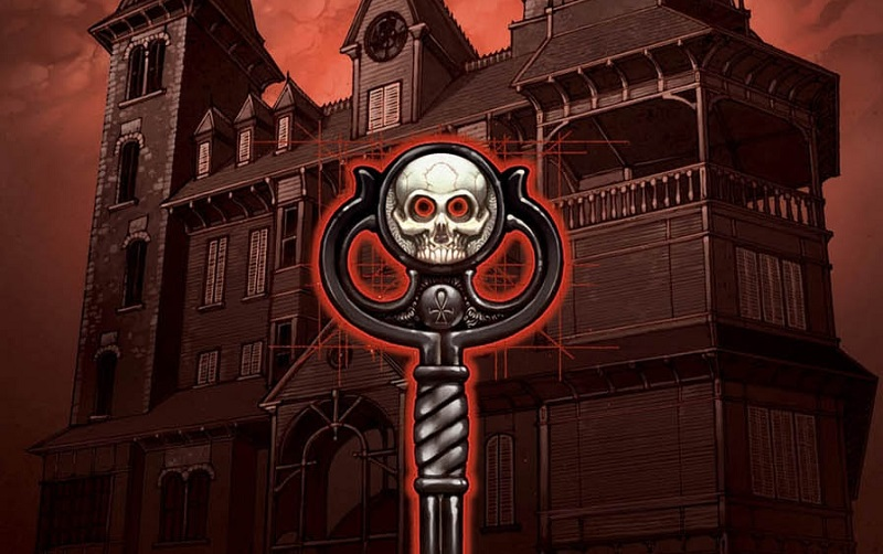 locke and key fumetto
