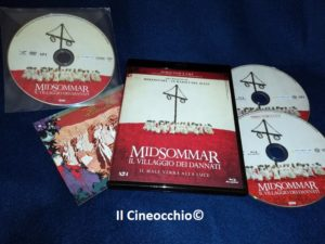 midsommar villaggio bluray
