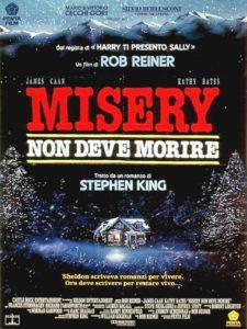 misery non deve morire film poster