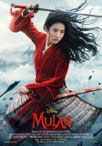 mulan film poster 2020