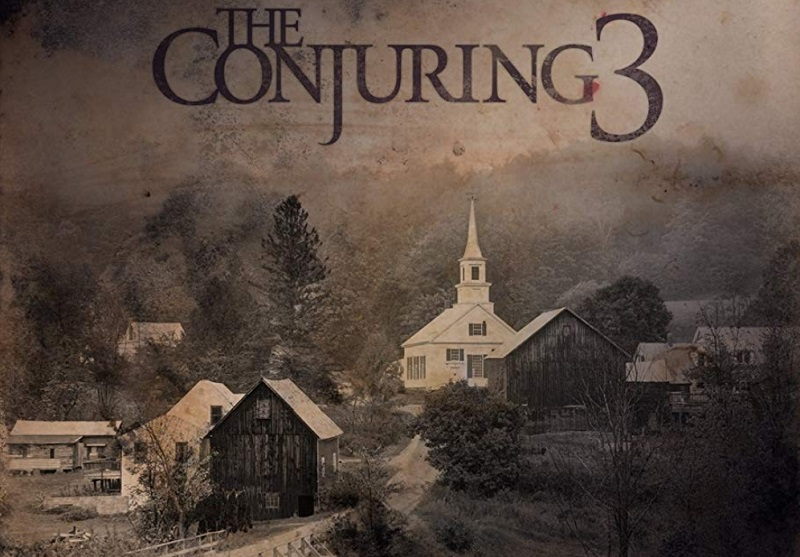 the conjuring 3 film