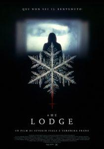 the lodge film poster ita
