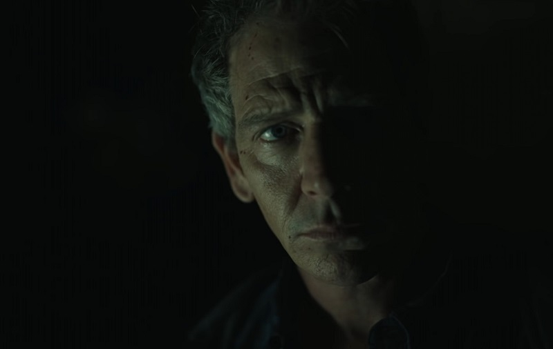 the outsider serie 2020 hbo Ben Mendelsohn