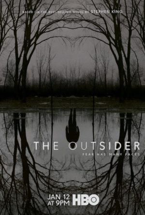 the outsider serie 2020 poster
