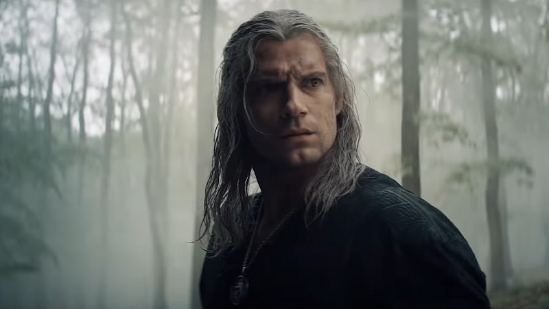 the witcher serie netflix cavill