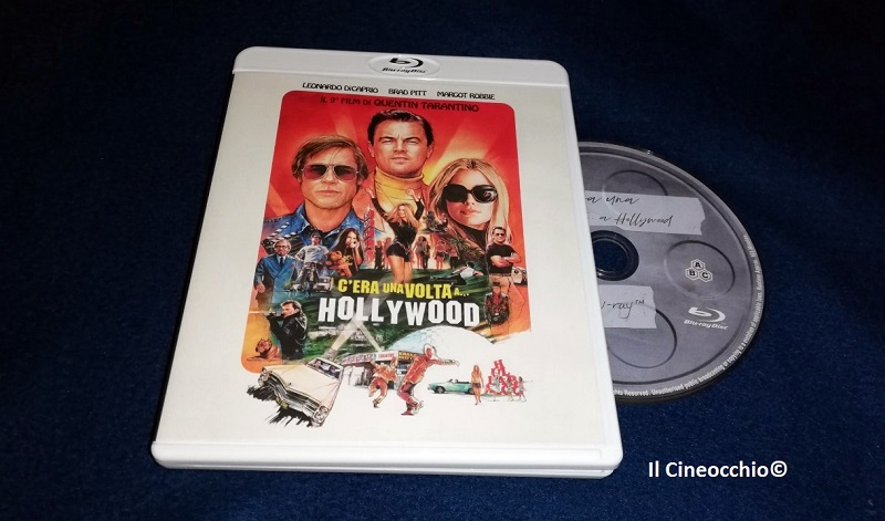 C'era una volta a... Hollywood bluray ita
