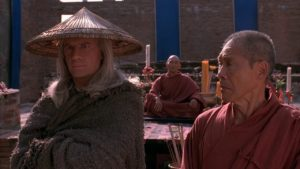 Christopher Lambert in Mortal Kombat (1995)