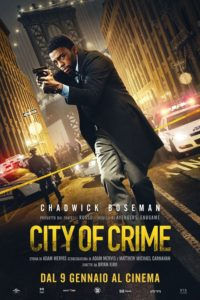 City of Crime poster film 2020