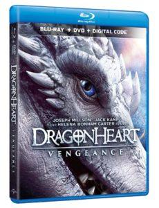 Dragonheart Vengeance film poster