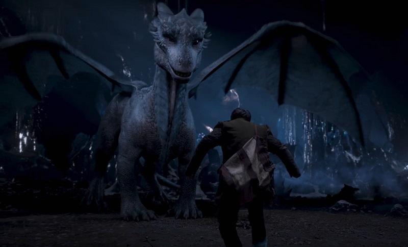 Dragonheart Vengeance film silvestrini 2020