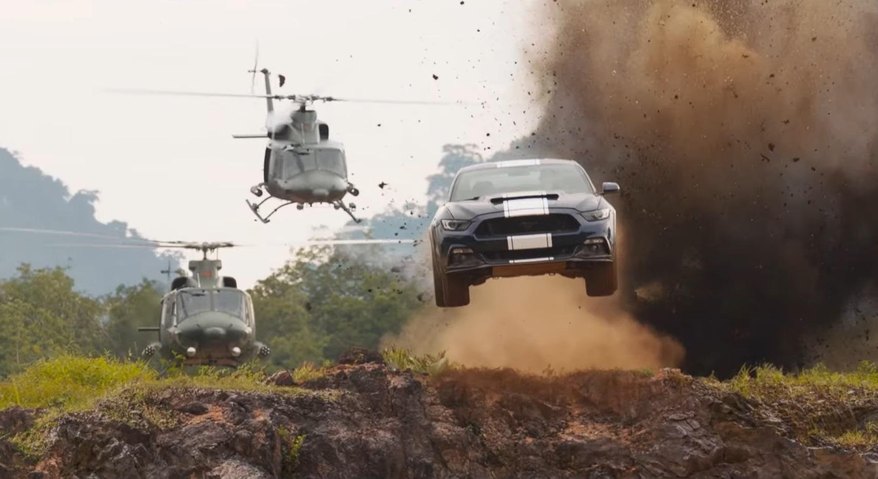 Fast & Furious 9 film 2020