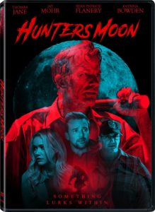 Hunter's Moon film poster 2020