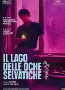 Il Lago Delle Oche Selvatiche film poster ita