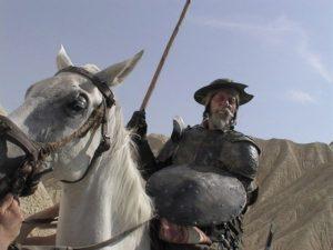 Jean Rochefort in Lost in La Mancha (2002)