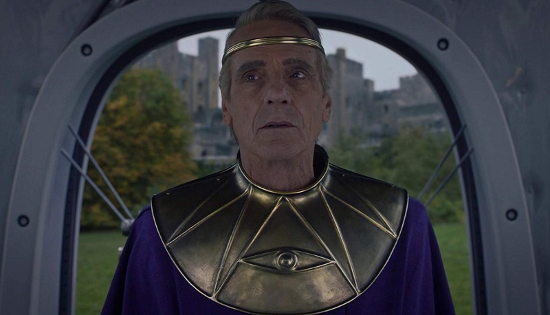 Jeremy Irons in Watchmen (2019) serie