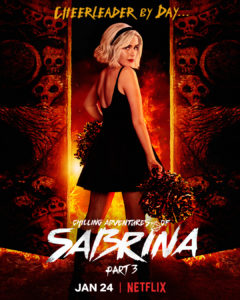 Le terrificanti avventure di Sabrina - Parte 3 serie poster