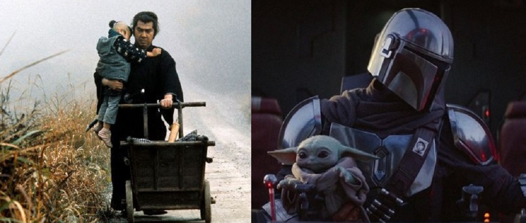 Lone Wolf and Cub Baby Cart to Hades (1972) film