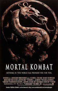 Mortal Kombat (1995) film poster