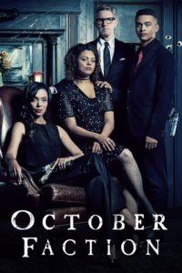 October Faction serie netflix poster