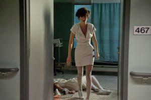 Paz de la Huerta in Nurse 3-D (2013)