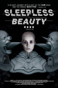 Sleepless Beauty film horror poster 2020