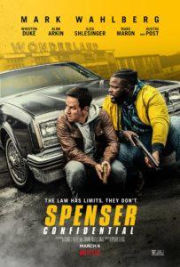 Spenser Confidential film poster 2020