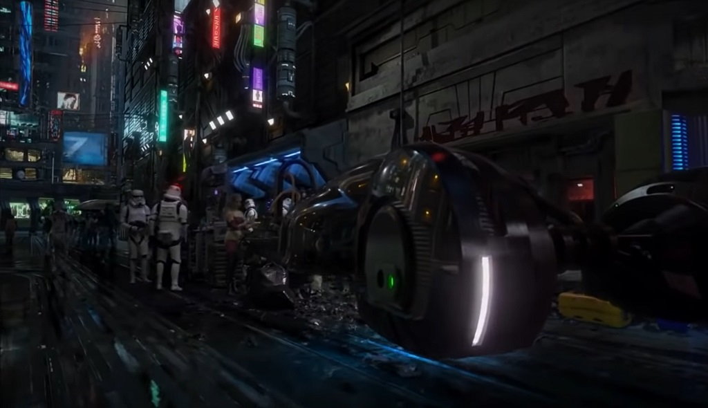 Star Wars Underworld serie lucas