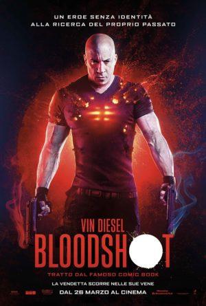bloodshot film poster ita