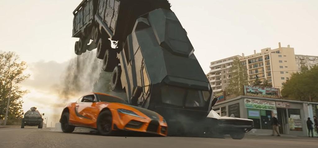fast & furious 9 - the fast saga film 2021