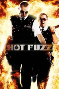 hot fuzz film poster