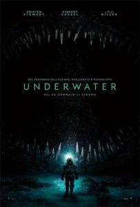 locandina underwater film 2020